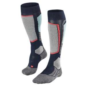 Falke Womens SK2 Wool Ski Socks Marine