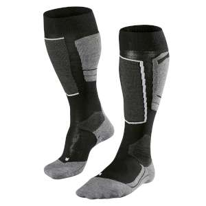 Falke Womens SK4 Ski Socks Black-Mix