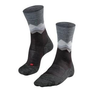 Falke TK2 Crest Men Trekking Socks Bla