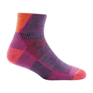Darn Tough Womens Hiker 1/4 Sock Cushi