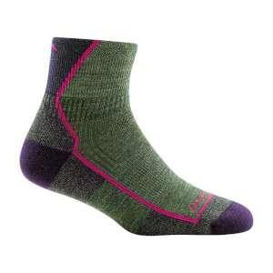 Darn Tough Womens Hiker 1/4 Sock Cushi