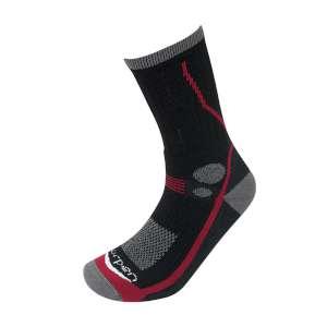 Lorpen T3 Midweight Hiker Sock Black