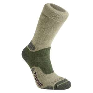 Bridgedale Mens Trekker Socks Green