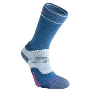 Bridgedale Womens Trekker Sock Sky Nav