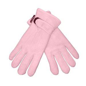 Women's Thinsulate Fleece Gloves PINK
