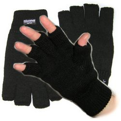 Oswald Bailey THINSULATE 1/2 FINGER MITT