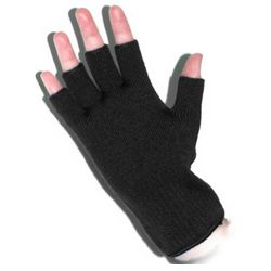 Haleth Clothing Thermal 1/2 Finger Glove