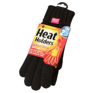 Heat Holders Women's Gloves Black