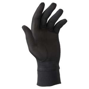 Manbi Silk Glove Liner Black