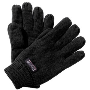 Regatta Thinsulate Gloves Black