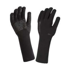 SealSkinz Ultra Grip Gauntlet Black