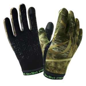 DexShell Drylite Gloves Real Tree Camo
