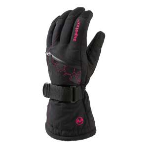 Manbi Women's Motion Ski Gloves Black/