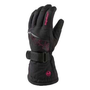 Manbi Women's Motion Ski Gloves Black/