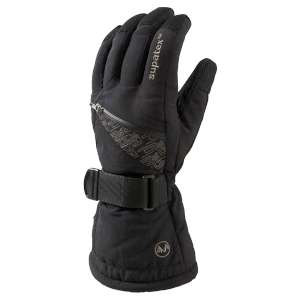 Manbi Motion Ski Glove Black Digital