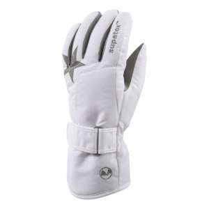 Manbi Women's Saviour Gloves White/Gre