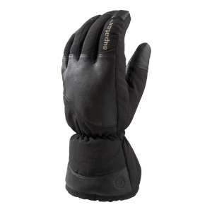 Manbi Mens Voyager Ski Glove Black