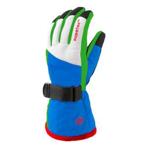 Manbi Mens Scope 3 in 1 Glove Blue/Whi