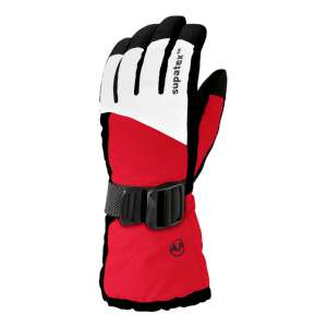 Manbi Mens Scope 3 in 1 Glove Red/Blac