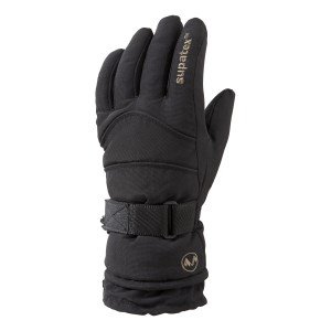 Manbi Kids Rocket Ski Glove Black