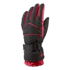 Manbi Women's Carve Ski Gloves Blk/Mag