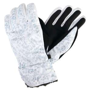 Dare 2b Womens Adulation Ski Glove Whi