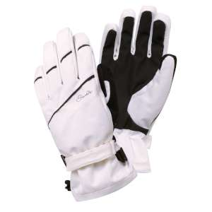 Dare 2b Womens Grapple Ski Glove White