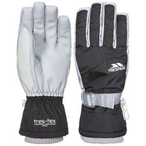 Trespass Womens Vizza II Ski Gloves Bl