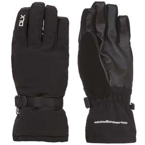 DLX Mens Spectre DLX Ski Gloves Black