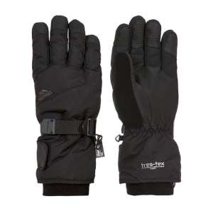 Trespass Ergon II Ski Gloves Black
