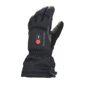 SealSkinz Waterproof Heated Gauntlet B