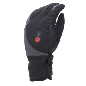 Sealskinz Waterproof Heated Cycle Glov