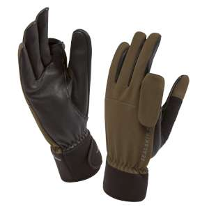 SealSkinz Shooting Glove Olive
