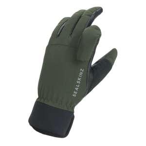 SealSkinz Shooting Glove OliveGreen/Bl