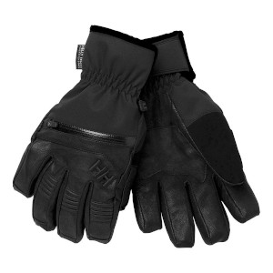 Alpha Warm HT Glove Black