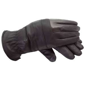 Leather Glove - Fleece Lined