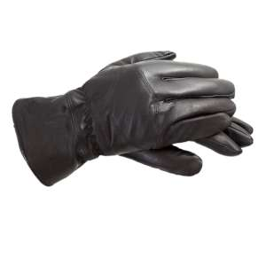 Leather Glove - Fibre Pile Lined