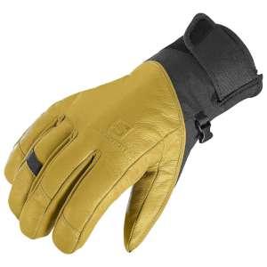 Salomon QST GTX Gloves Black/Kangaroo