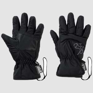 Jack Wolfskin Kids Easy Entry Glove Bl