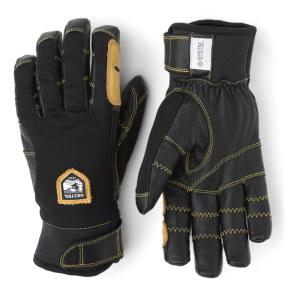 Hestra Ergo Grip Active Glove Black/Ye