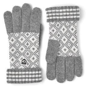 Hestra Fryken Glove Grey/White