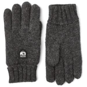 Hestra Basic Wool Glove Charcoal