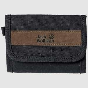 Jack Wolfskin Embankment Wallet Black
