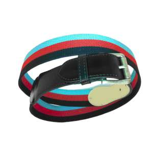 Help for Heroes Belt Woven & Leather