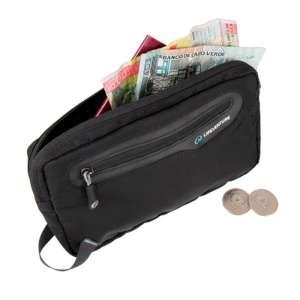LifeVenture RFiD Ticket Wallet Black
