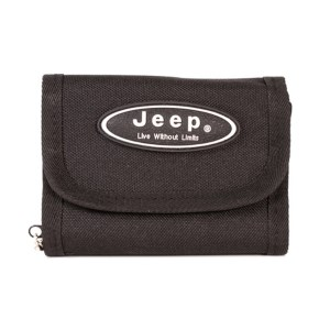 Ozzie JEEP LEGEND WALLET Black