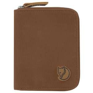FjallRaven Zip Wallet Chestnut