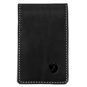 Fjallraven Ovik Large Card Holder Blac