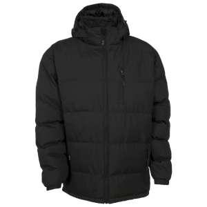 Trespass Mens Clip Padded Jacket Black