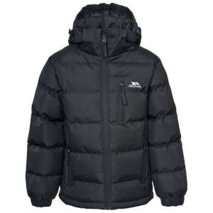 Trespass Tuff Boys Padded Jacket Black